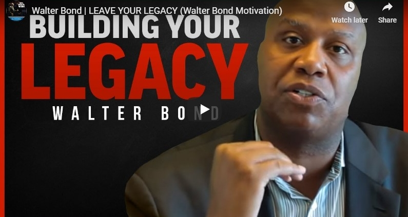 Build you Legacy