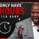 24 hours to motivate your life